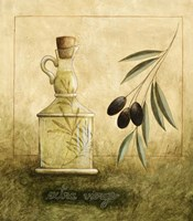 Olive Oil I Framed Print