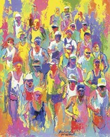 Marathon Fine Art Print