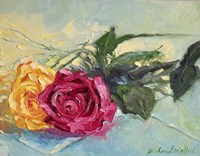 Roses 1 Fine Art Print