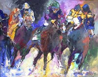 California Chrome Fine Art Print