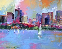 Boston 3 Fine Art Print