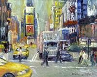 Times Square Fine Art Print