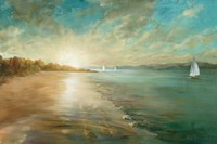 Coastal Glow Fine Art Print