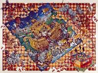 Noah's Puzzlement Fine Art Print