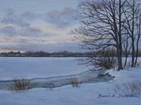 Winter Whisper Fine Art Print