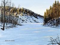 Mirror Lake Fine Art Print