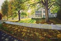 Northfield Homestead Fine Art Print