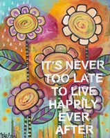 Happily Ever After Fine Art Print
