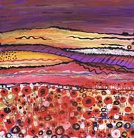 Purple Haze Fine Art Print