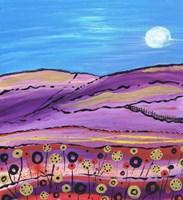 The Lavendar Fields Fine Art Print