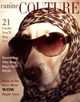 Couture - Bow Wow Wow Fine Art Print