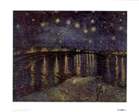 Starlight Rhone Fine Art Print