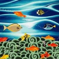 Fishtales I Fine Art Print