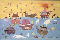 Noah's Ark I Fine Art Print