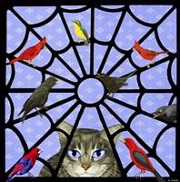 Birdcalls 33 Fine Art Print