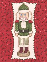 Nutcracker VIII Framed Print
