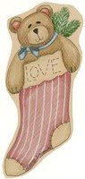 Love Bear Fine Art Print