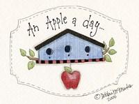 An Apple A Day... Fine Art Print
