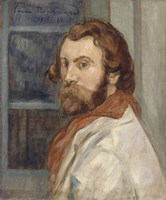 Self-Portrait, 1901 Fine Art Print