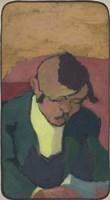 Portrait of Ker Xavier Roussel, c. 1890 Fine Art Print