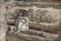 Portrait of Claude Bernheim de Villers 1905-1906 Fine Art Print
