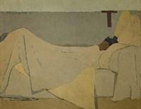 In Bed (Au lit), 1891 Fine Art Print