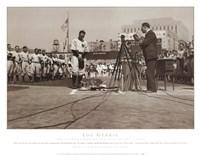 Lou Gehrig Farewell Fine Art Print