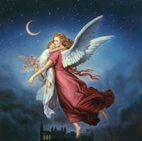 Angels 5 Fine Art Print