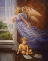 Angel 10 Fine Art Print
