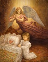 Good Night Prayer Fine Art Print