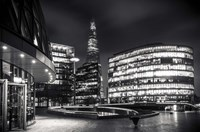 Gotham Side of London Fine Art Print