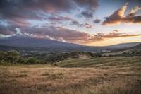 Mount Etna Fine Art Print