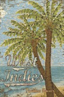 West Indies Fine Art Print