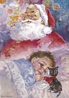 From Santa Fine Art Print