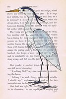 The Heron Fine Art Print