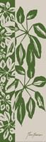 Flora Panel 2 Fine Art Print