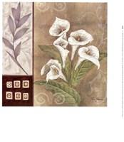 Fleur Blanc I Fine Art Print