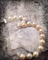 Vintage Pearls Fine Art Print