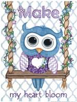 My Heart Fine Art Print