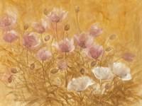 Irises III Framed Print