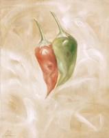 Hot Peppers I Fine Art Print