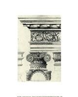 Anonymous - English Architectural I Fine Art Print
