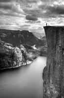 Norway 9 Framed Print