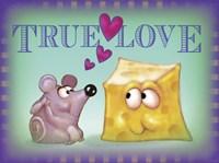 Mouse Valentine Fine Art Print