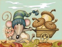 Barrow Mouse Fine Art Print