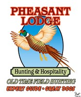 Pheasant Lodge Fine Art Print