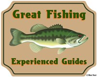 Fishing Experienced Guides Fine Art Print