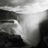 Iceland Gullfoss Framed Print