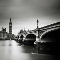 London Westminster Framed Print