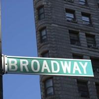 NYC Broadway Fine Art Print